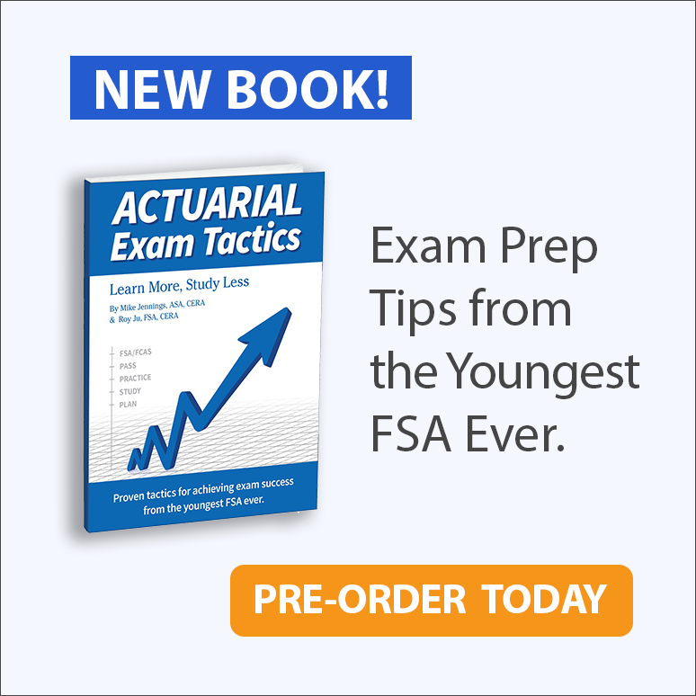 Best Study Manual for Exam P (2019) | Etched Actuarial