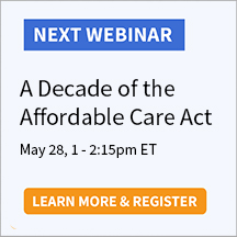 A Decade of the Affordable Care Act